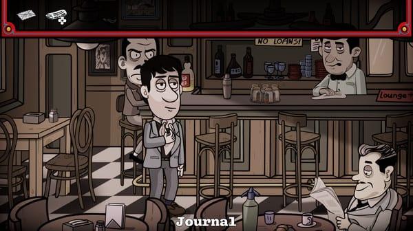 Tango: The Adventure Game, screenshot