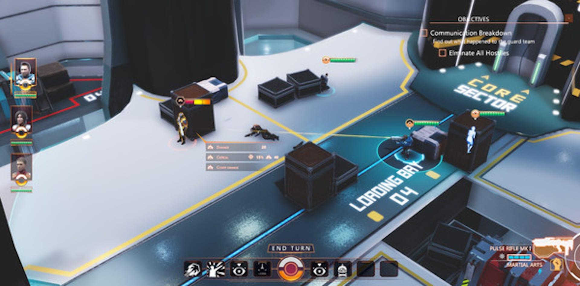 Element Space screenshot, 2