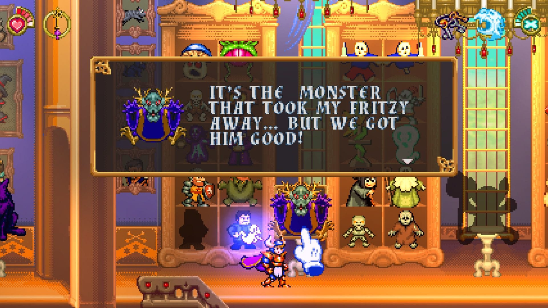 Battle Princess Madelyn screenshot