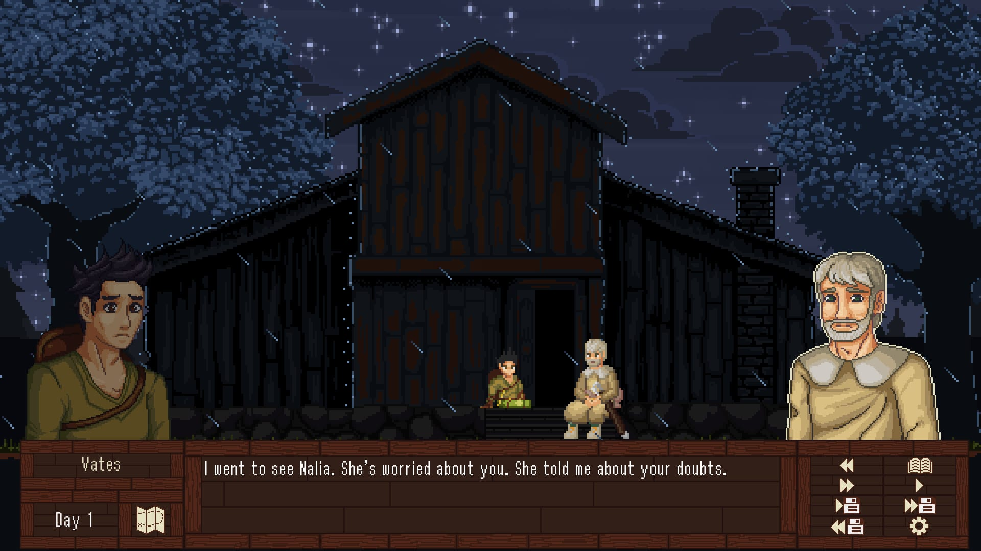 Tales from Windy Meadow screenshot