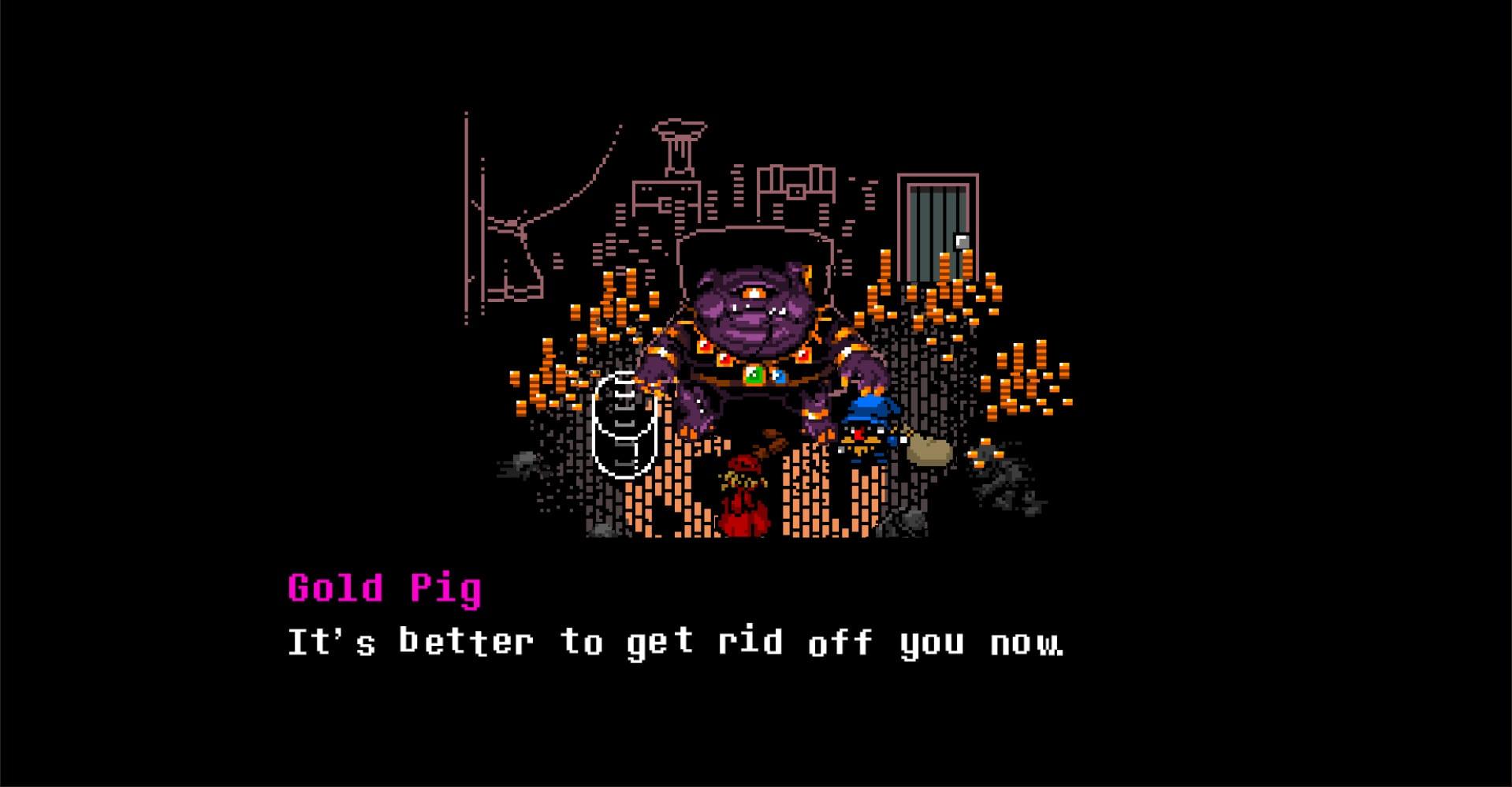 Everhood screenshot