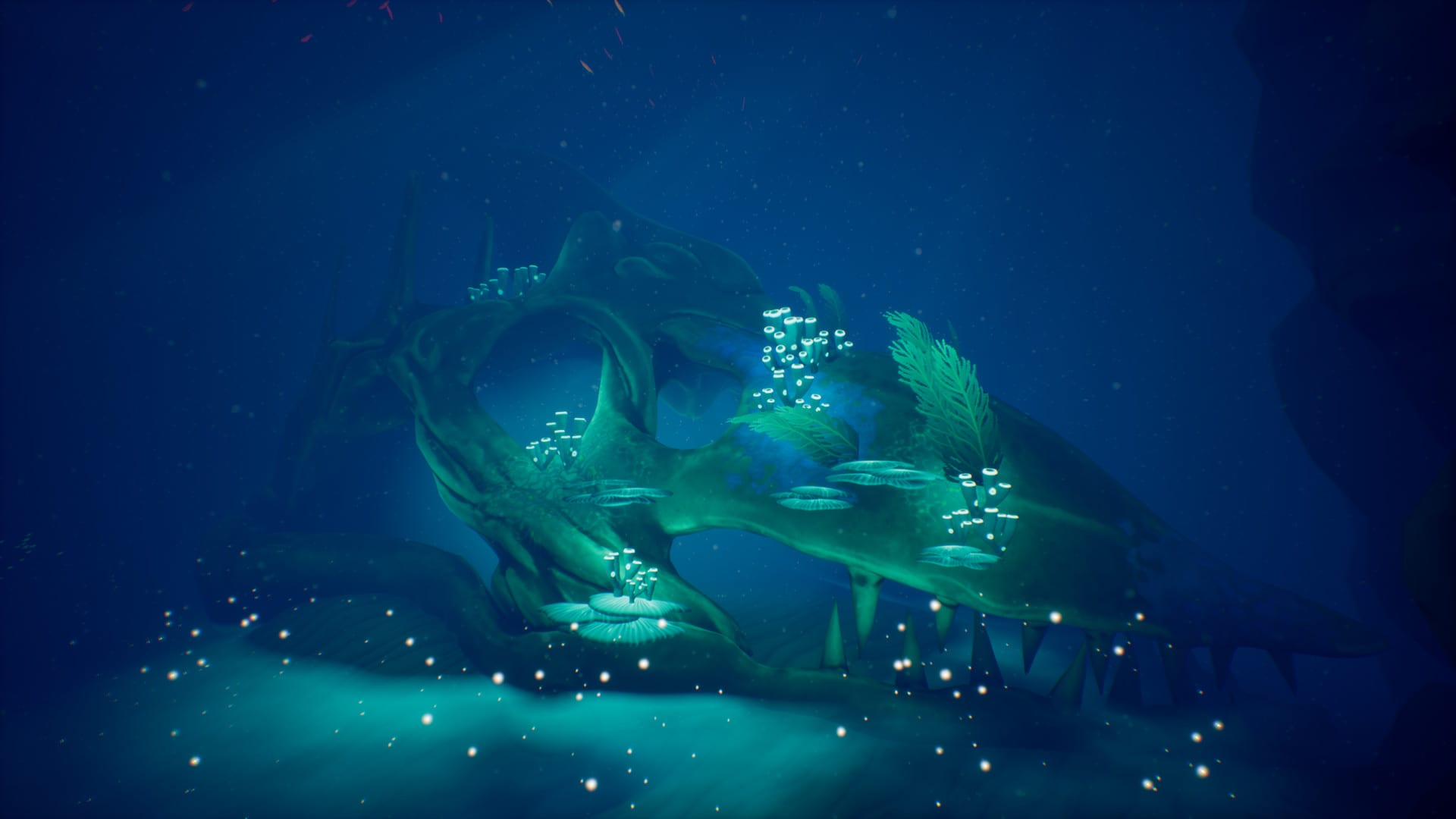 Mythic Ocean screenshot