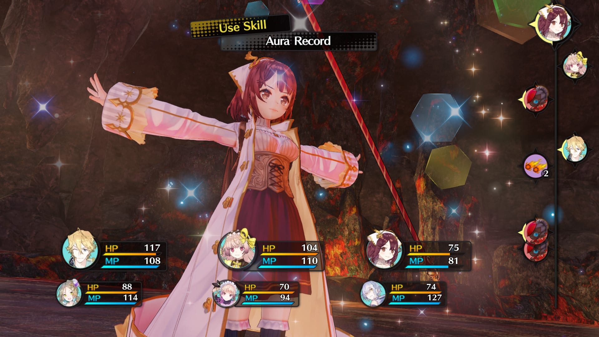 Atelier Lydie and Suelle screenshot, 2