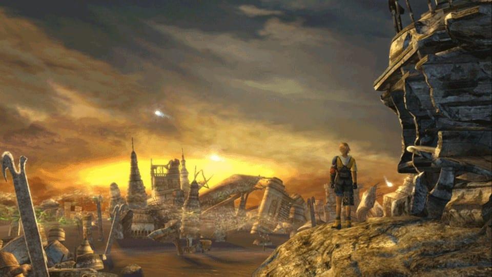 FF X and X-2 remaster screenshot, 3