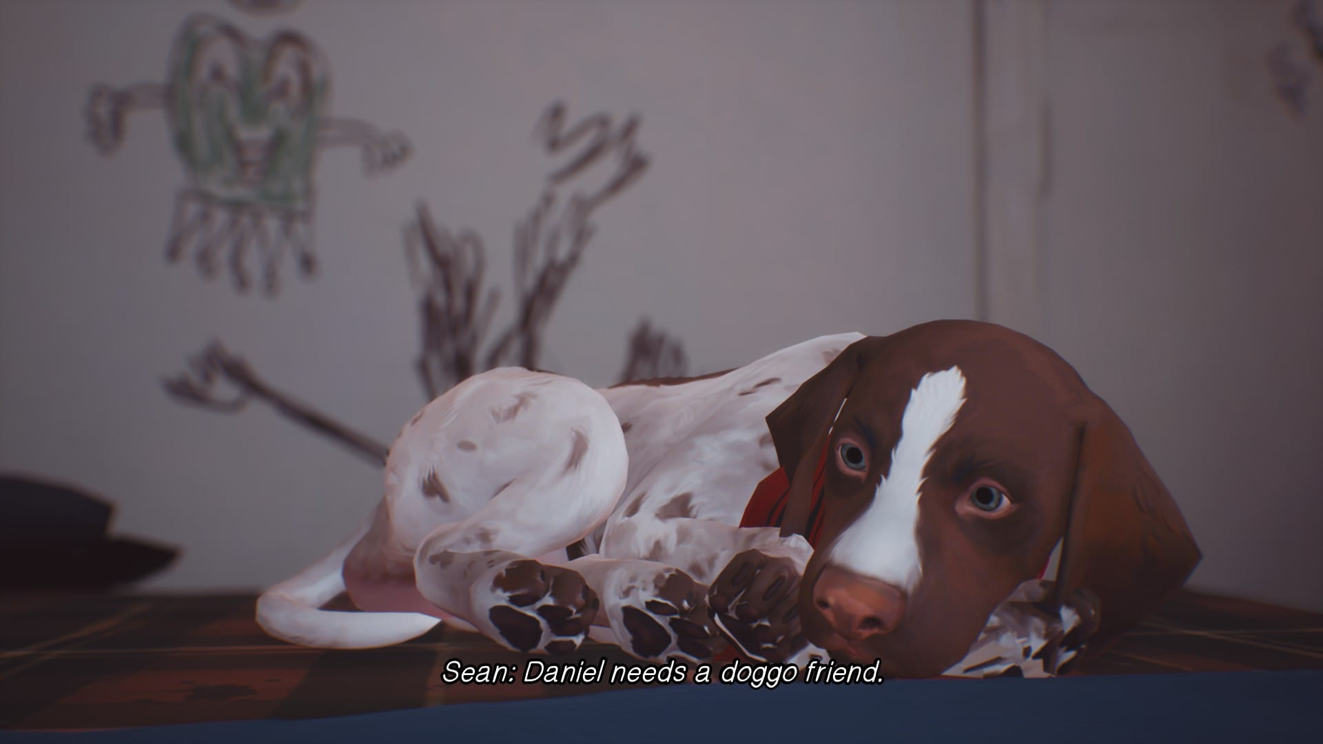 Life is Strange 2 Doggo