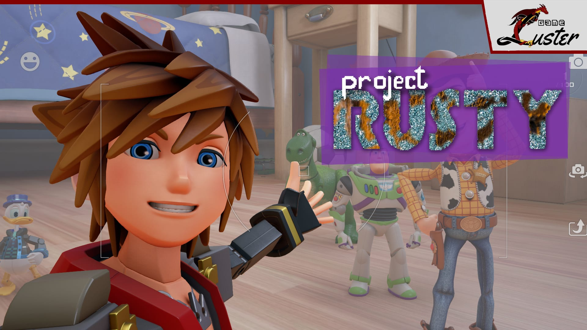 Project Rusty Kingdom Hearts