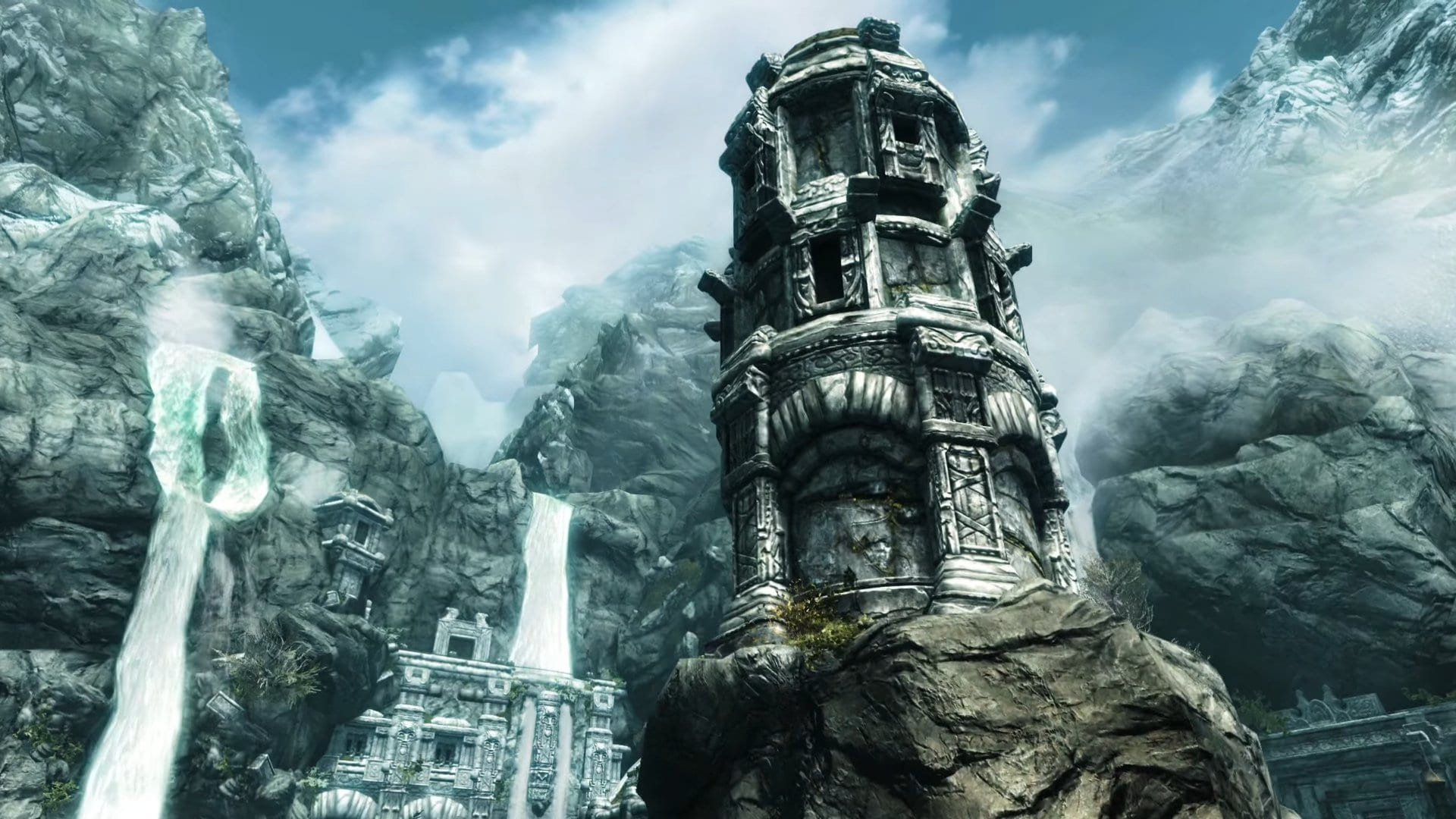 Skyrim Tower