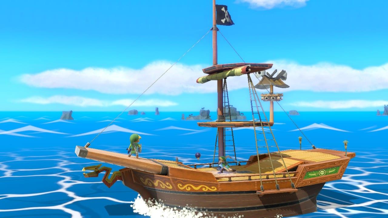Smash Pirate Ship