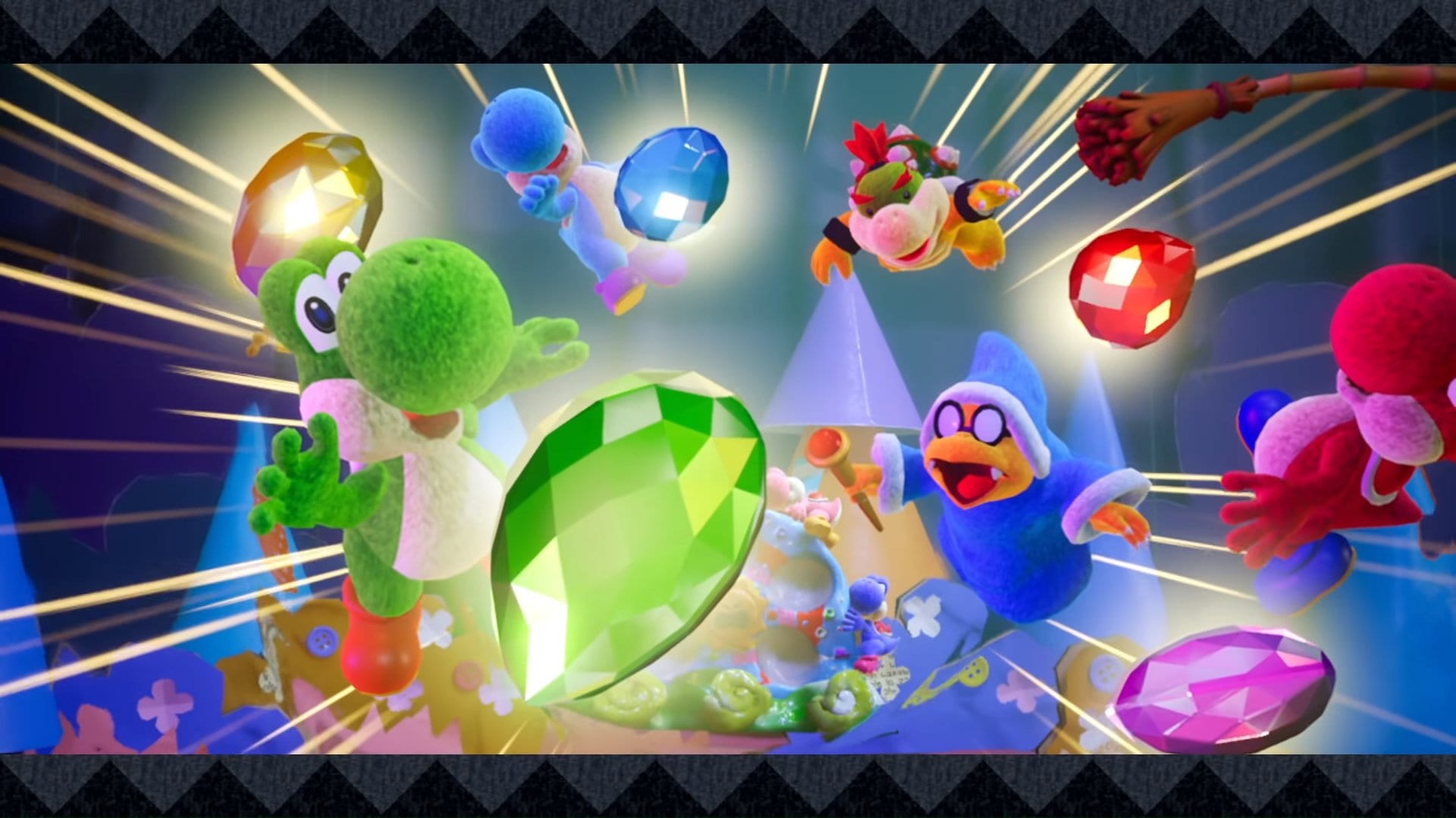 Yoshi's Crafted World Featured Image