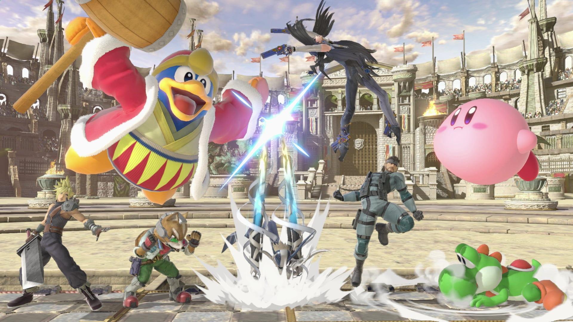 Super Smash Bros  Ultimate Data Mine Hints at Possible DLC