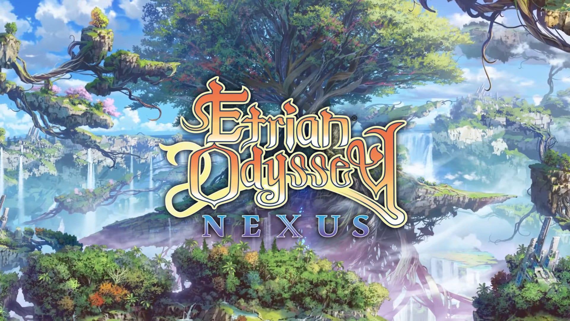 Etrian Odyssey Nexus 6