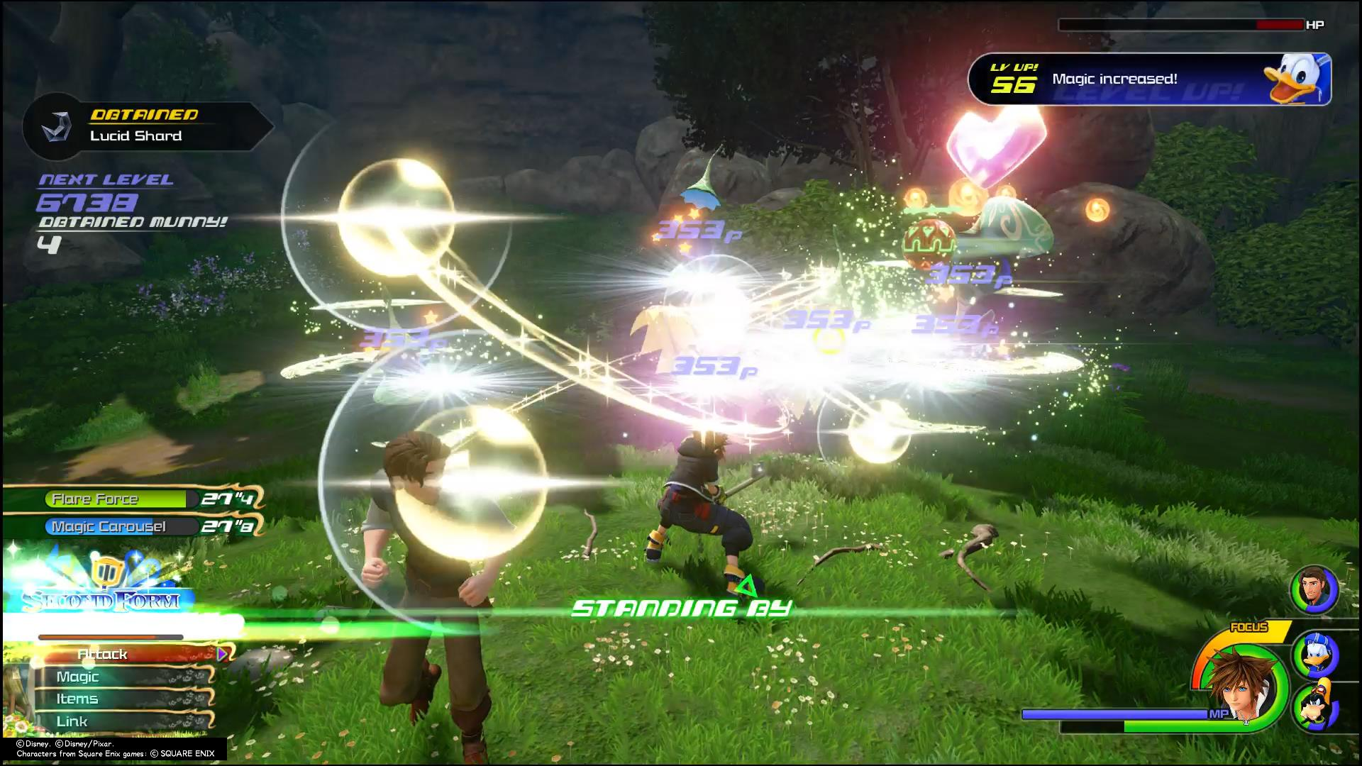 Kingdom Hearts 3 Kingdom Key