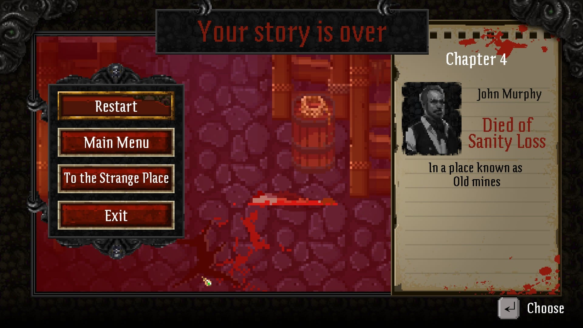 Lovecraft's Untold Stories Review