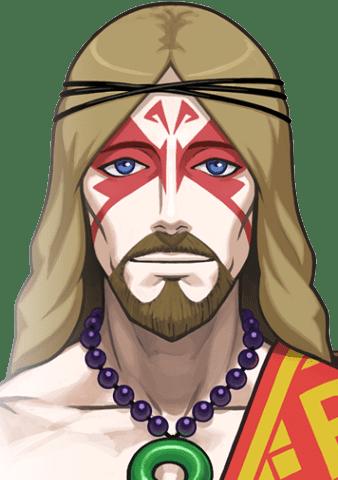 Ace Attorney Jesus