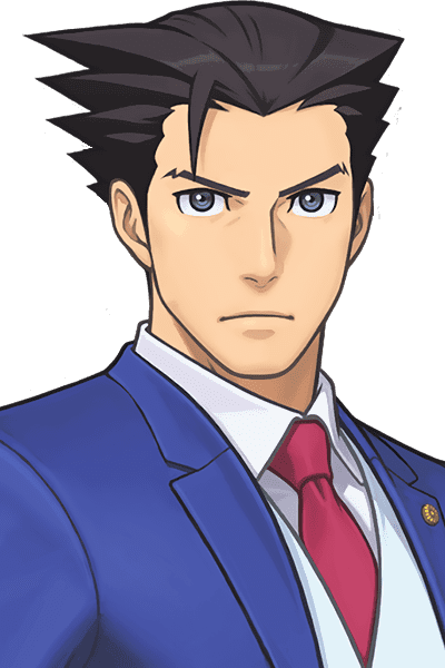 Ace Attorney Phoenix Wright