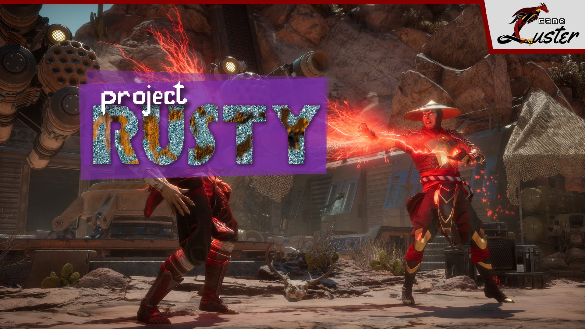 Project Rusty Mortal Kombat 11