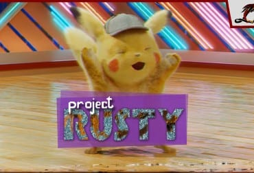 Project Rusty Detective Pikachu