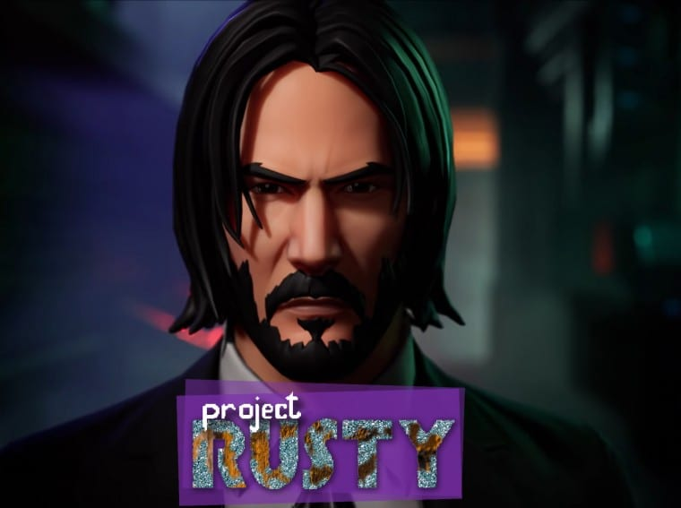 Project Rusty John_Wick