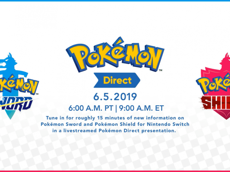 Pokemon Direct 6.5.2019