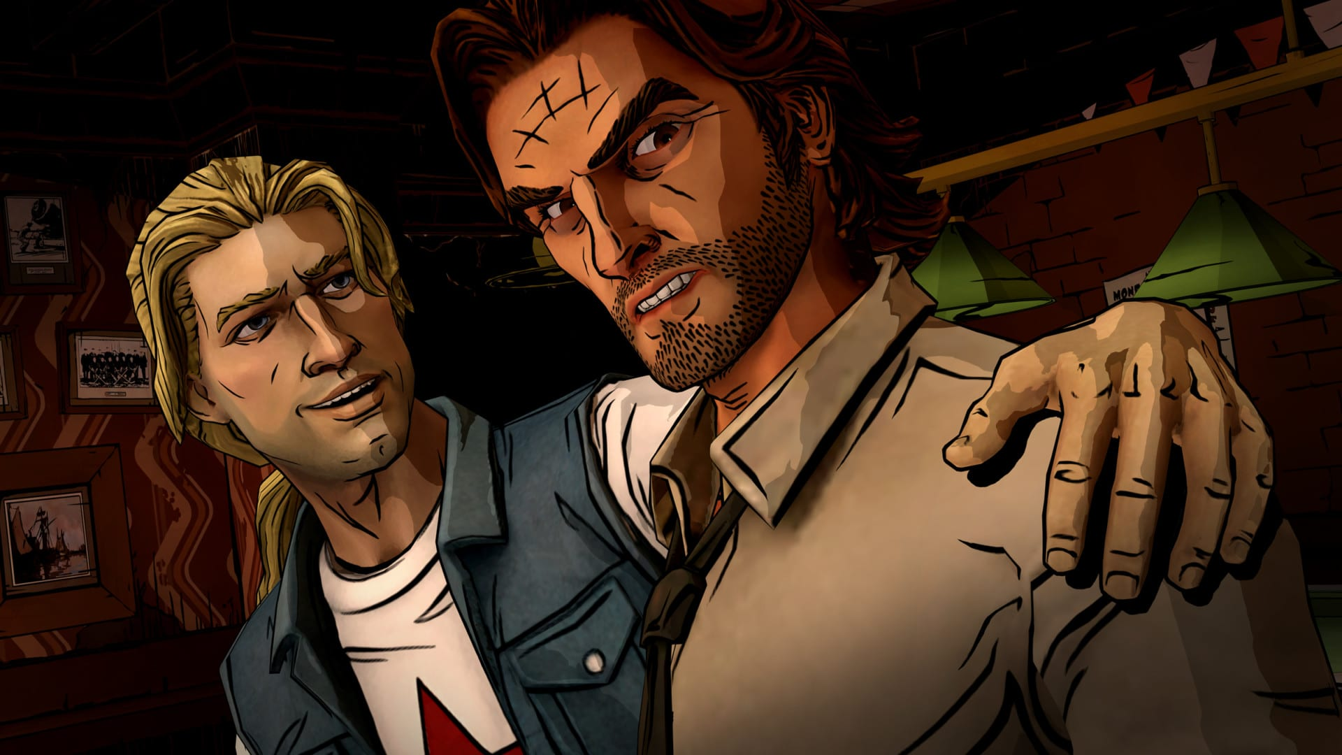 The Wolf Among Us 2 1