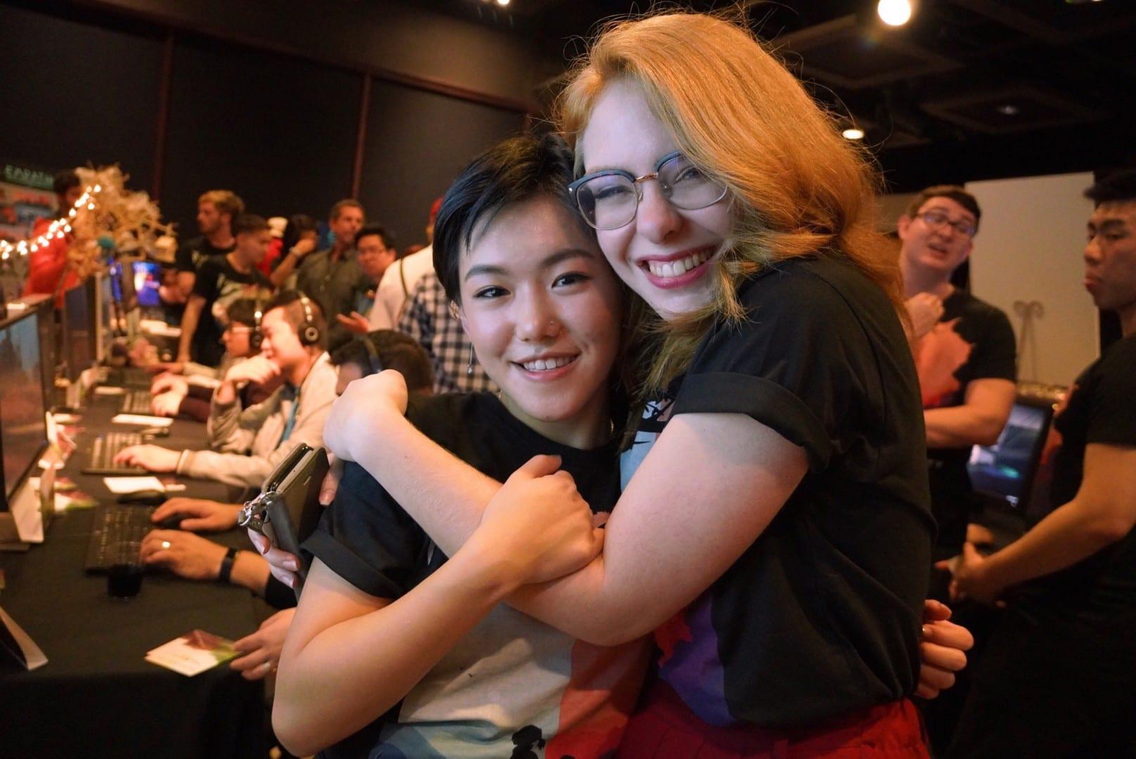 Zhang and Olson