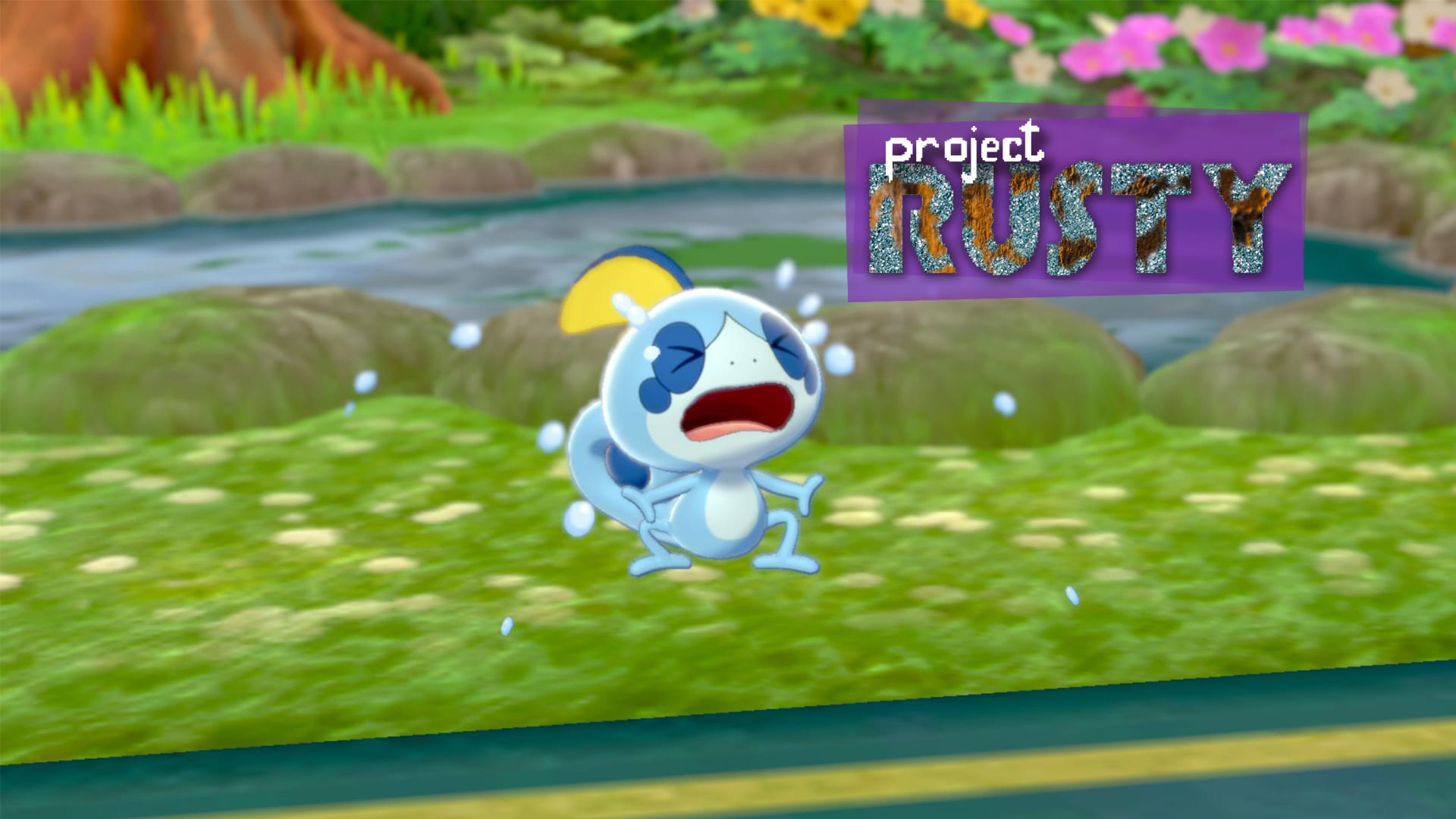 Project Rusty Pokemon Sobble