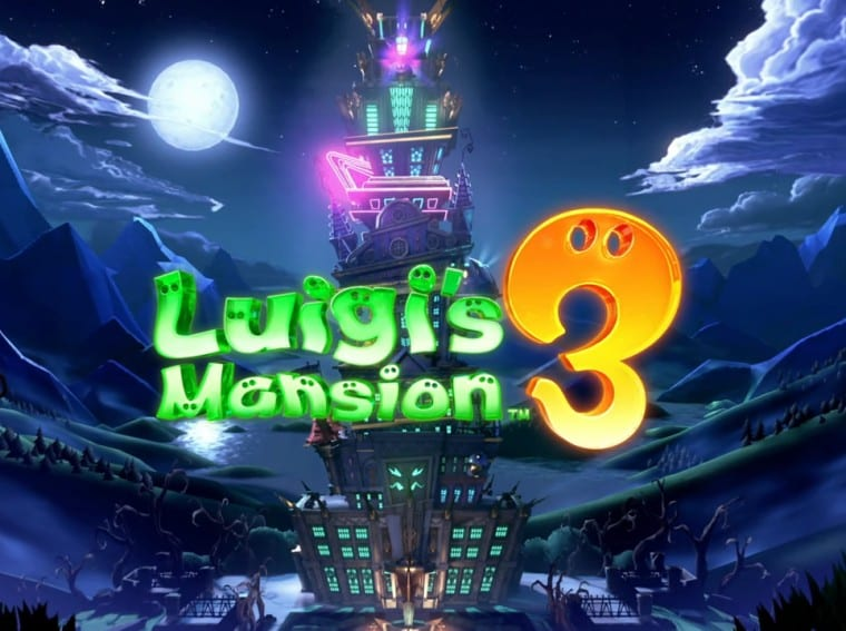 Screenshotter LuigisMansion3NintendoSwitchTrailerNintendoE32019 0'31""