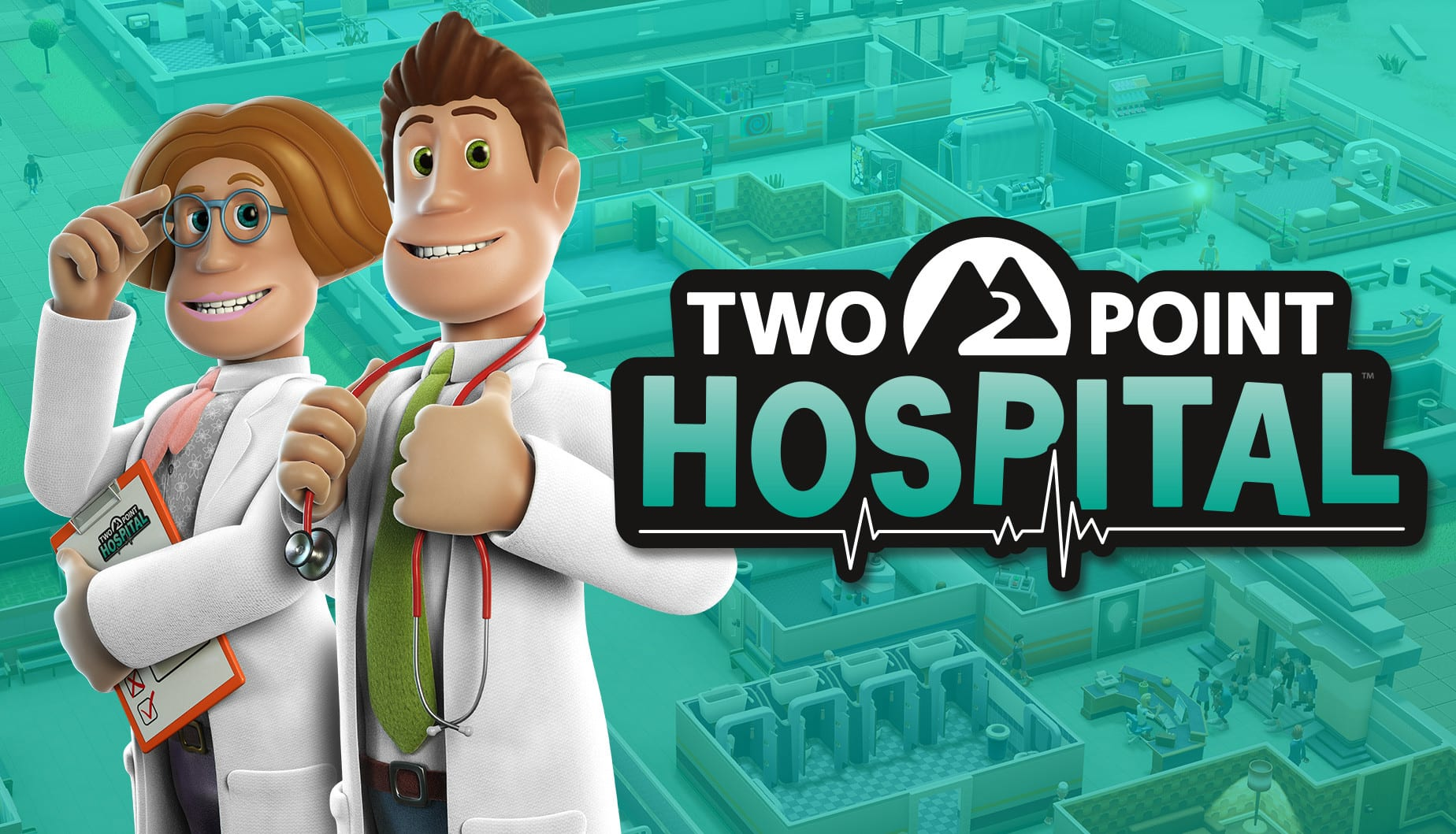 Two Point Hospital title