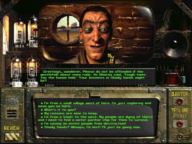 Fallout 1 2