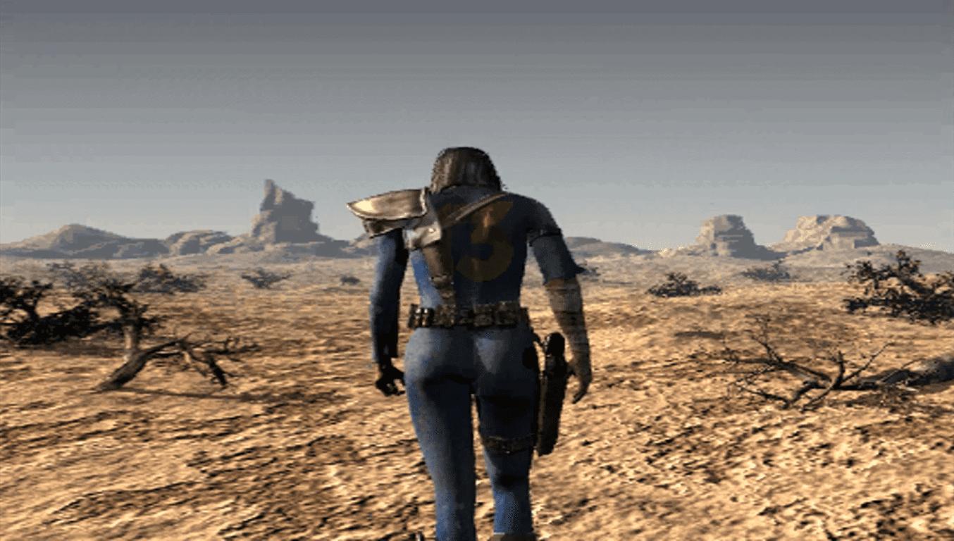 fallout 1 ending