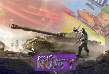 Project Rusty World of Tanks Crazy TAxi 1