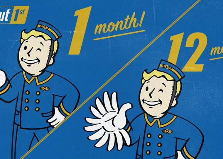 Fallout76 Fallout1st Membership