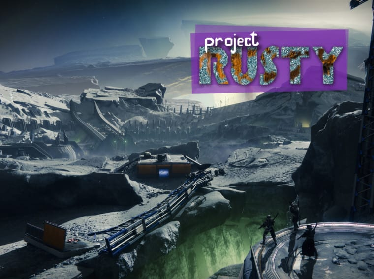 Project Rusty Destiny Fallen Order