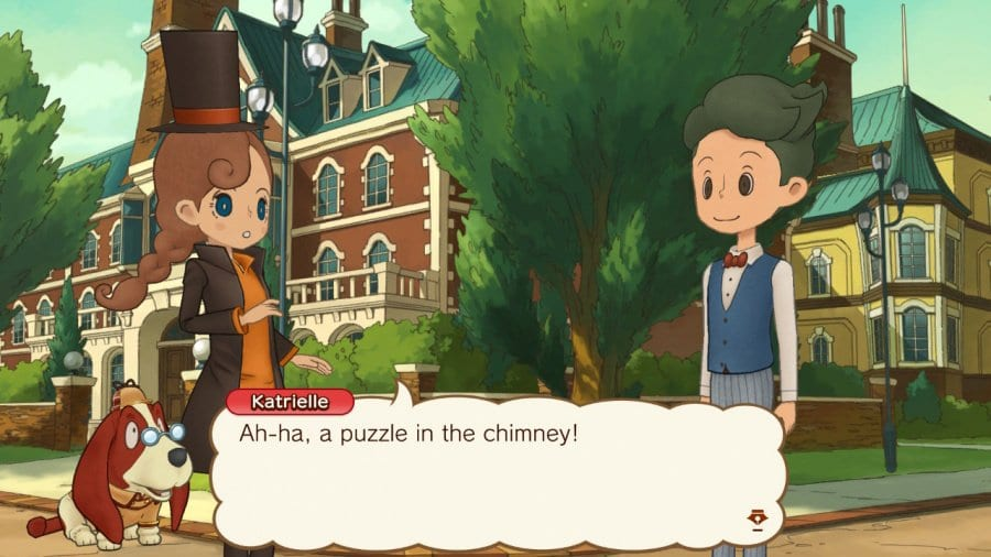 Laytons Mystery Journey Review seven