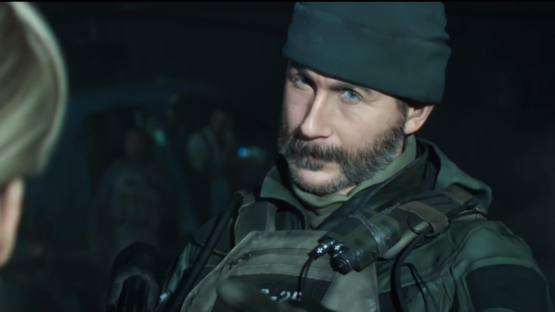 call of duty modern warfare 2019 cast meet the actors behind the game