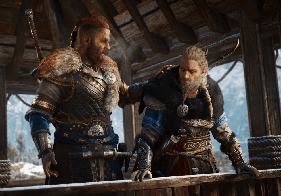Assassin S Creed Valhalla Romance Options Will Not Be Restricted By Gender