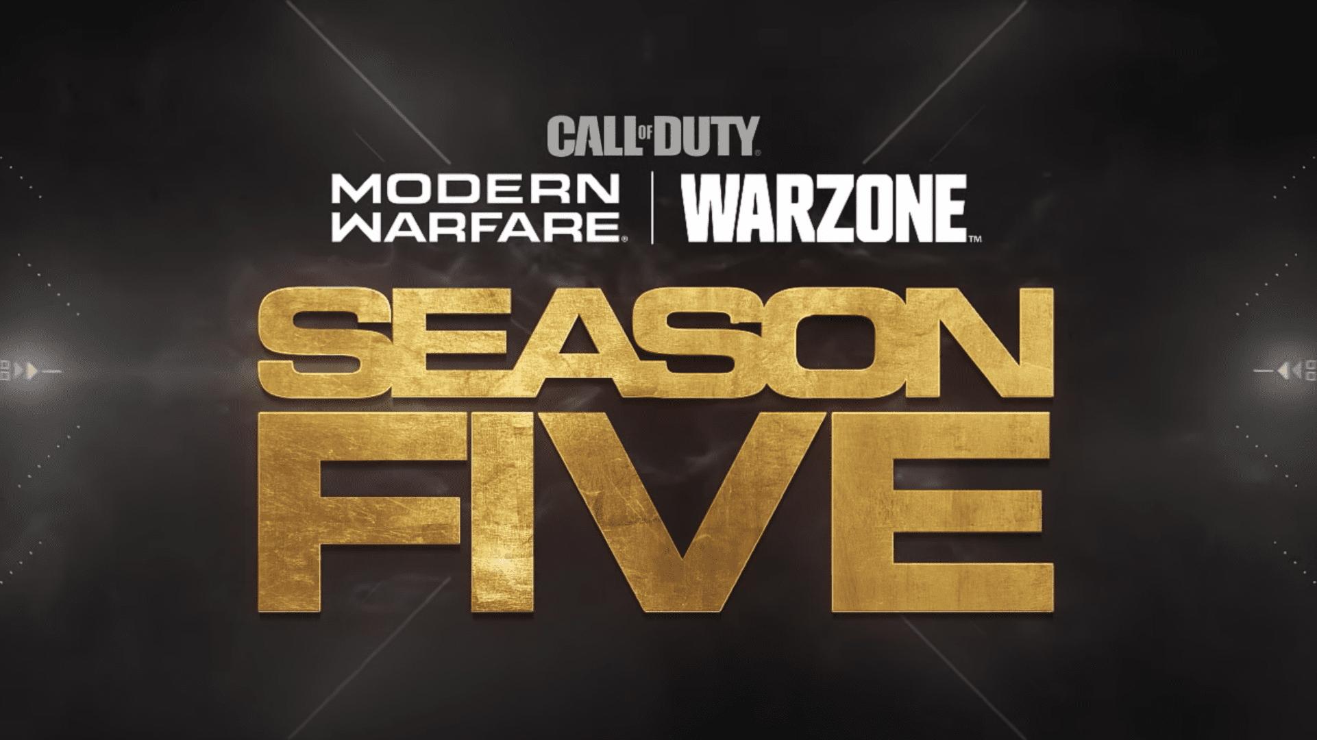 Call Of Duty Warzone Season 5 Trailer Reveals Shadow Company