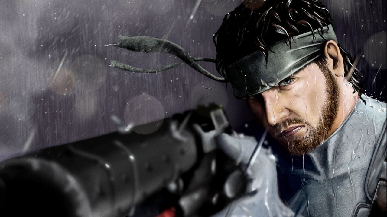 Metal Gear Solid Remake Might Be Happening According to Solid Snake Voice  Actor | GameLuster
