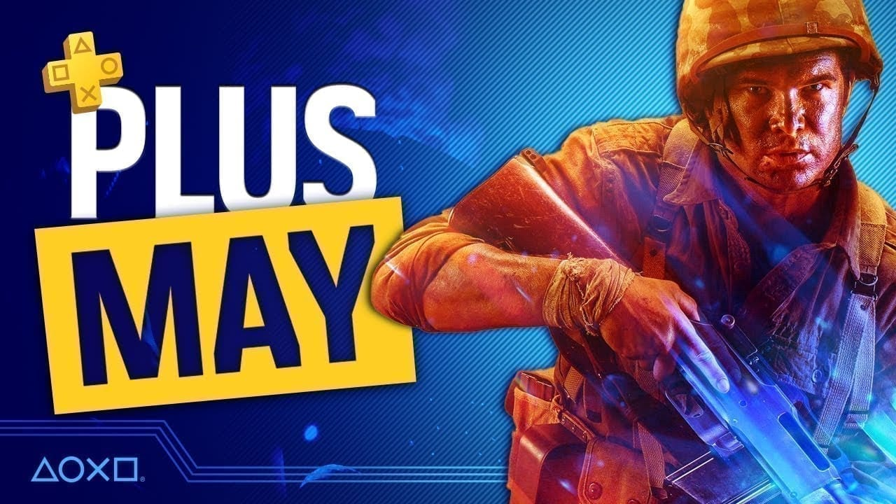 PS Plus Games For May 2021 Announced